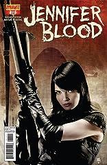 Garth Ennis' Jennifer Blood #11