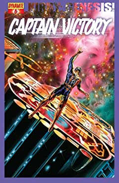Kirby: Genesis - Captain Victory #6