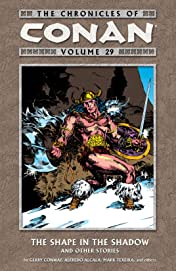 Chronicles of Conan Vol. 29: The Shape in the Shadow