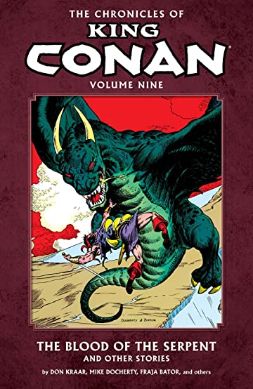 The Chronicles of King Conan Vol. 9