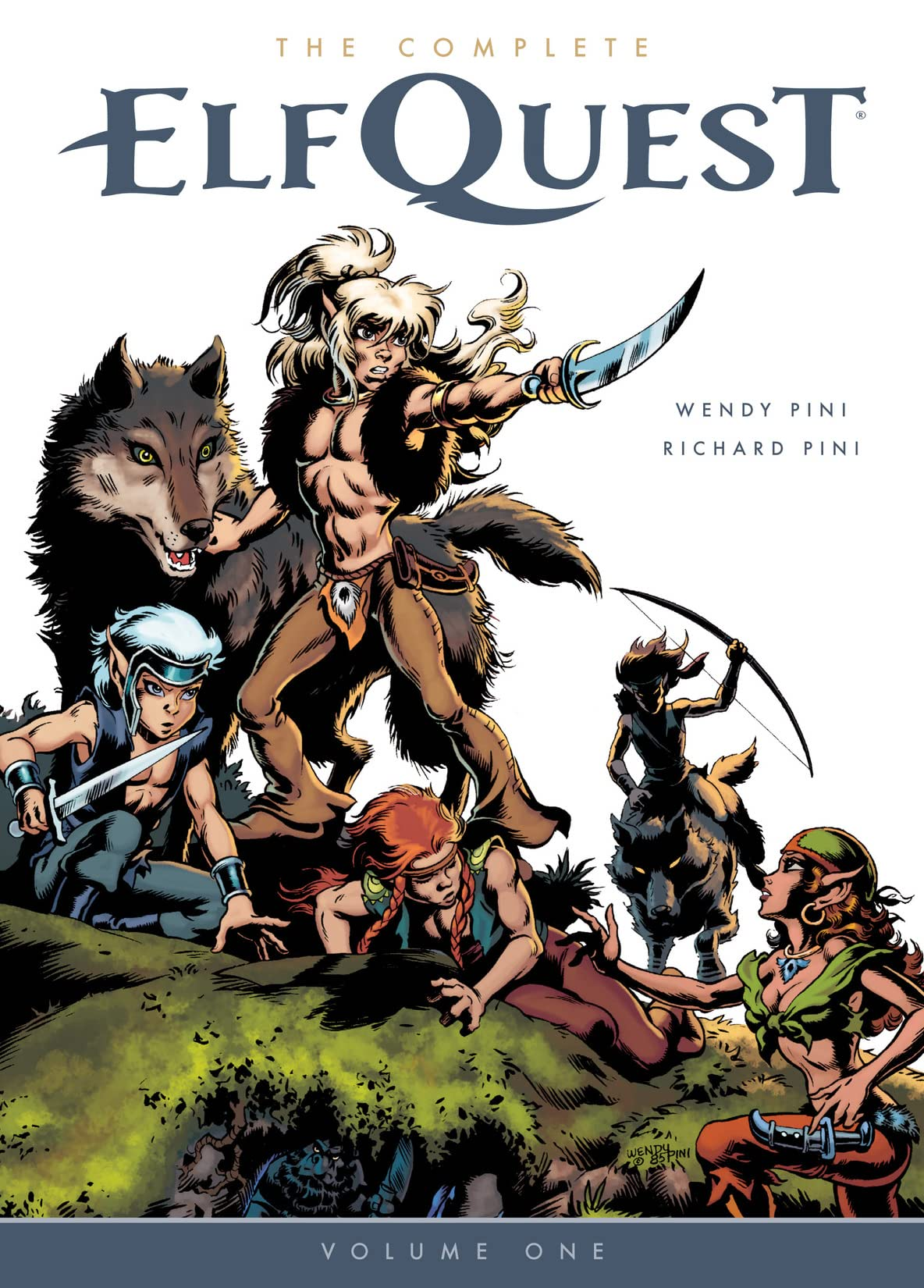 The Complete Elfquest Vol. 1: The Original Quest
