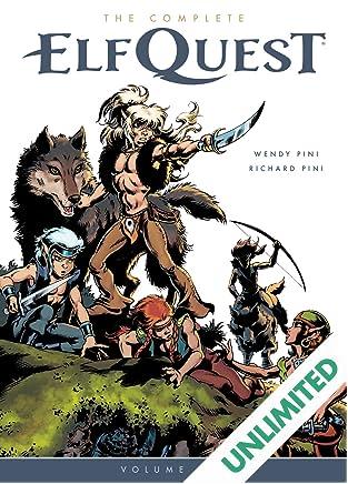 The Complete Elfquest Vol. 1: The Original Quest
