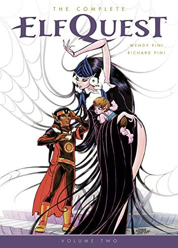 The Complete Elfquest Tome 2