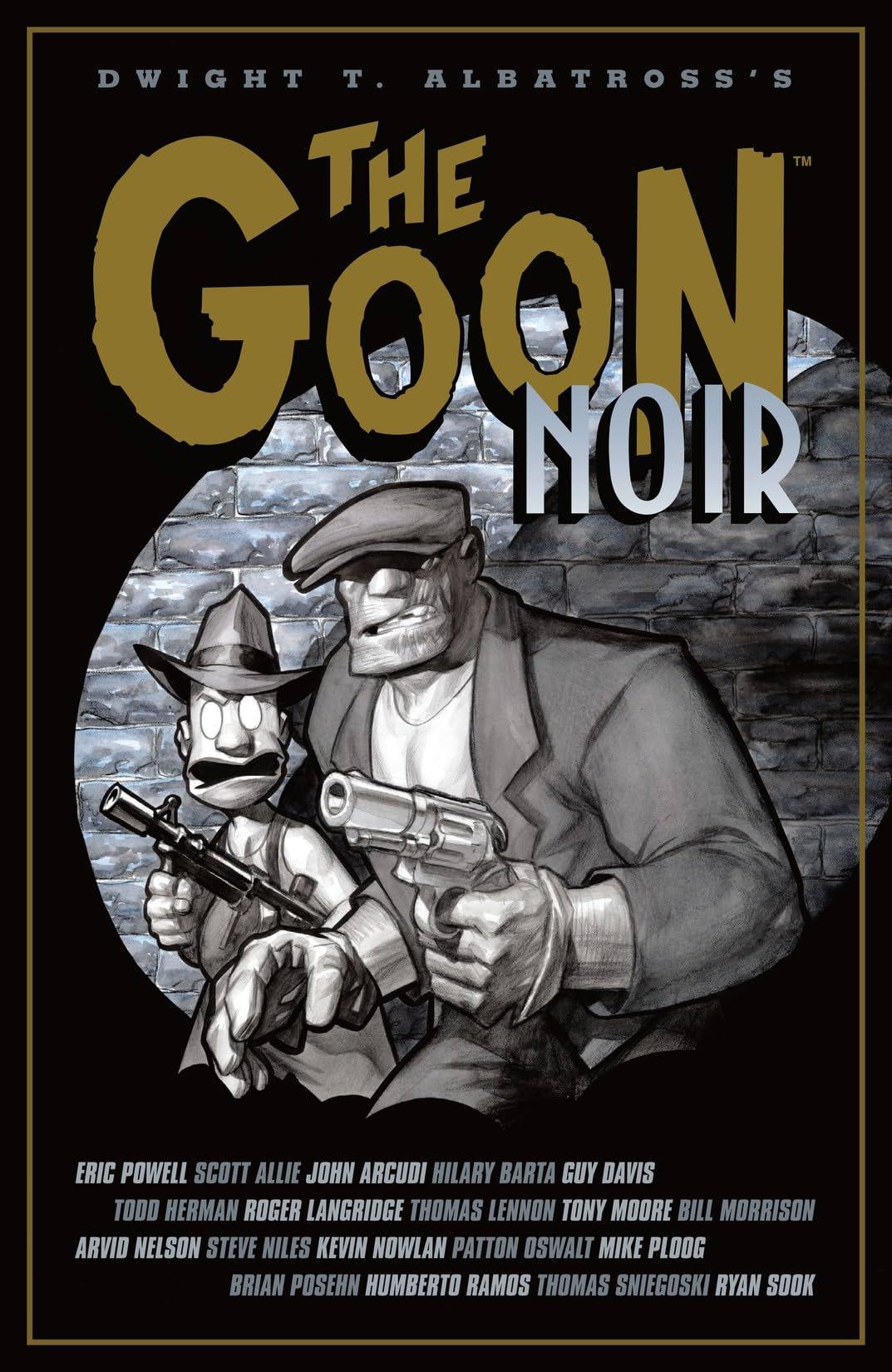 The Goon: Noir