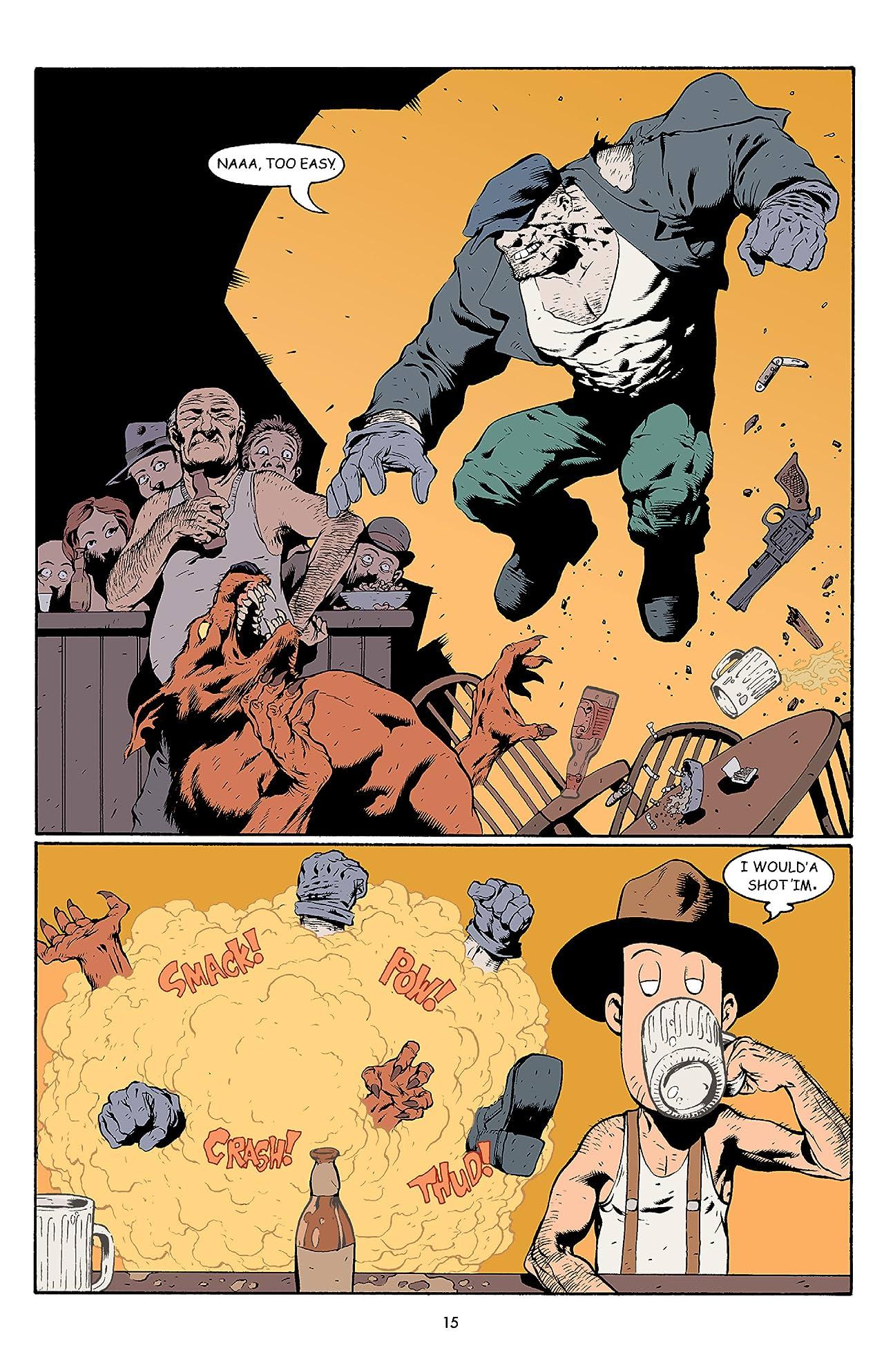 The Goon: Rough Stuff