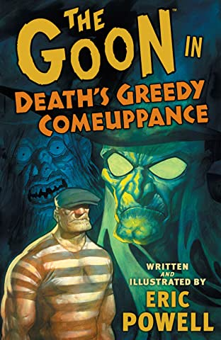 The Goon Vol. 10: Death's Greedy Comeuppance