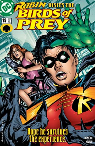 Birds of Prey (1999-2009) #19