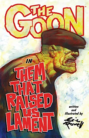 The Goon Vol. 12: Them That Raised Us Lament