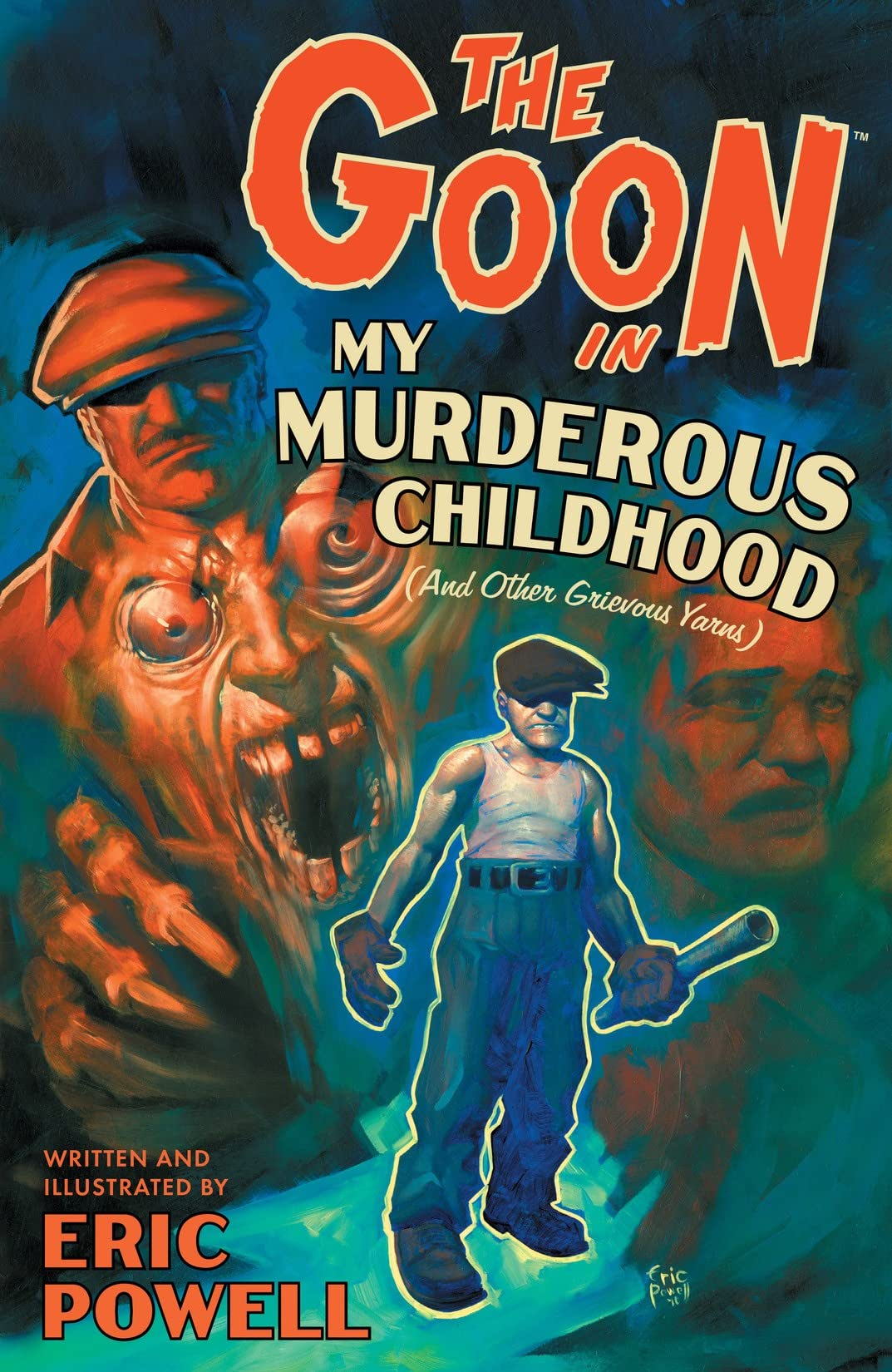 The Goon Vol. 2: My Murderous Childhood