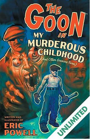 The Goon Vol. 2: My Murderous Childhood