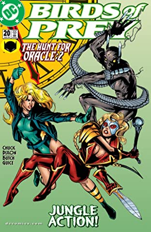 Birds of Prey (1999-2009) #20