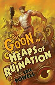 The Goon Vol. 3: Heaps of Ruination