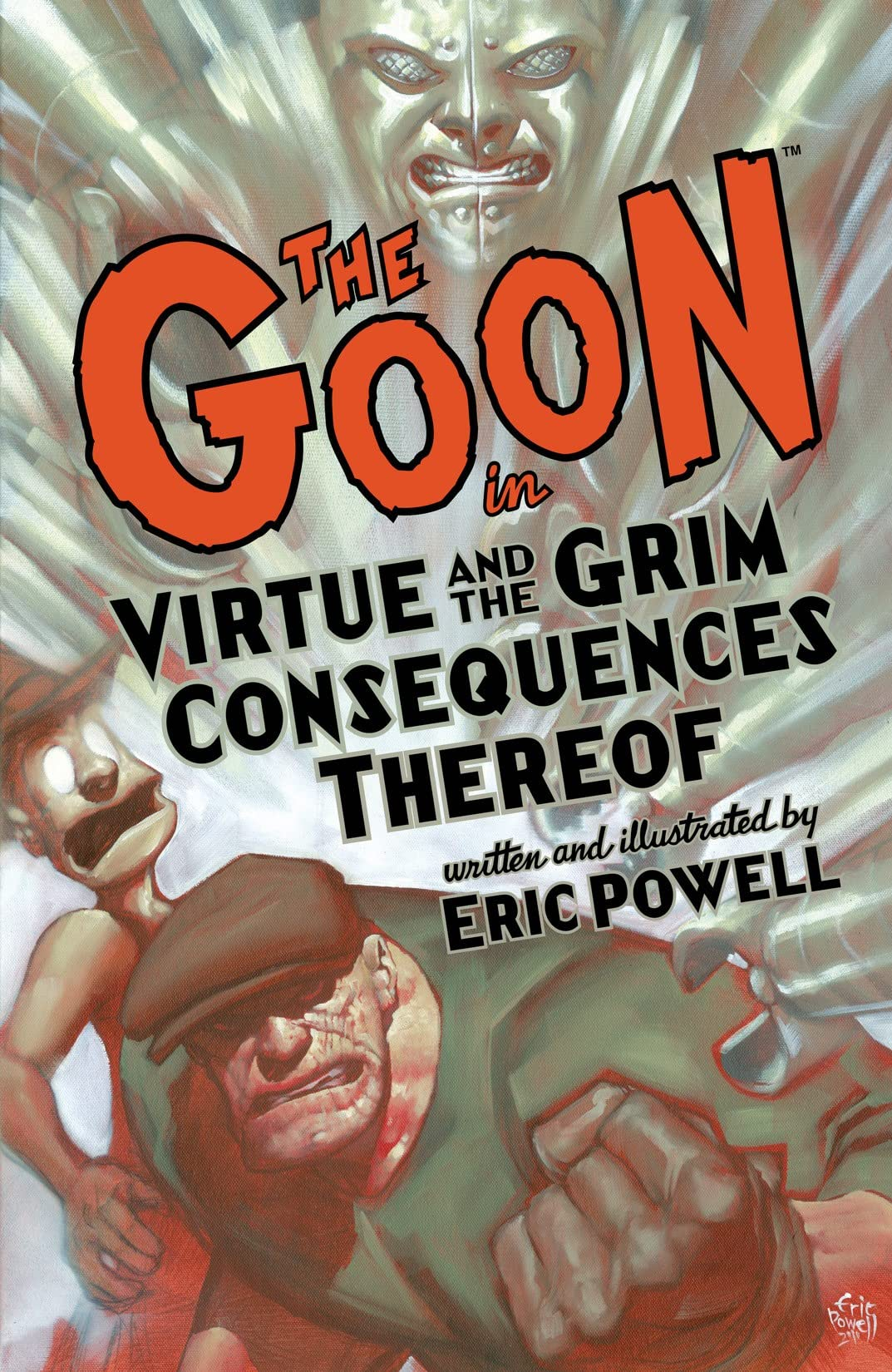 The Goon Vol. 4: Virtue & the Grim Consequences Thereof
