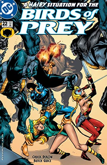 Birds of Prey (1999-2009) #22