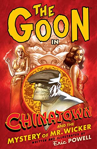 The Goon Vol. 6: Chinatown
