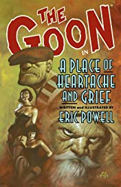 The Goon Vol. 7: A Place of Heartache and Grief