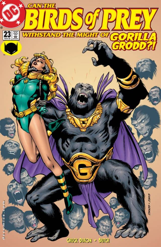Birds of Prey (1999-2009) #23