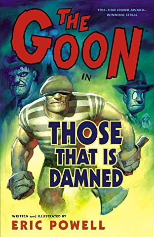 The Goon Vol. 8: Those That Is Damned