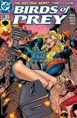 Birds of Prey (1999-2009) #24
