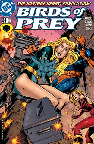 Birds of Prey (1999-2009) #24