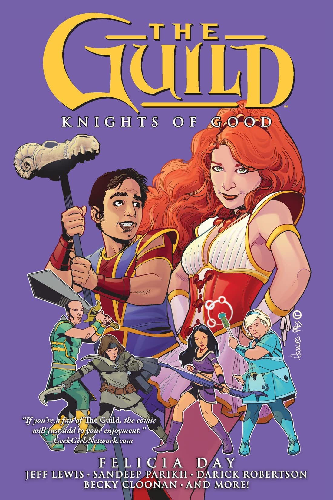 The Guild Vol. 2: Knights of Good