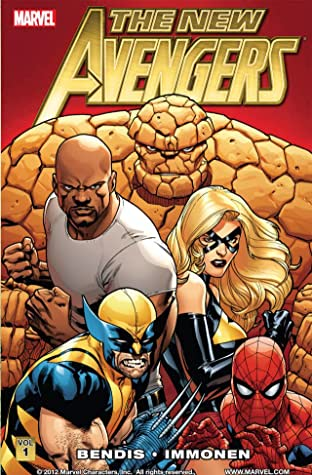 New Avengers By Brian Michael Bendis Tome 1