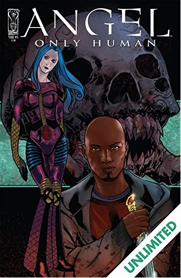 Angel: Only Human #5 (of 5)