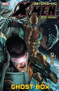 Astonishing X-Men Vol. 5: Ghost Box