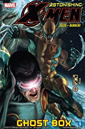 Astonishing X-Men Tome 5: Ghost Box