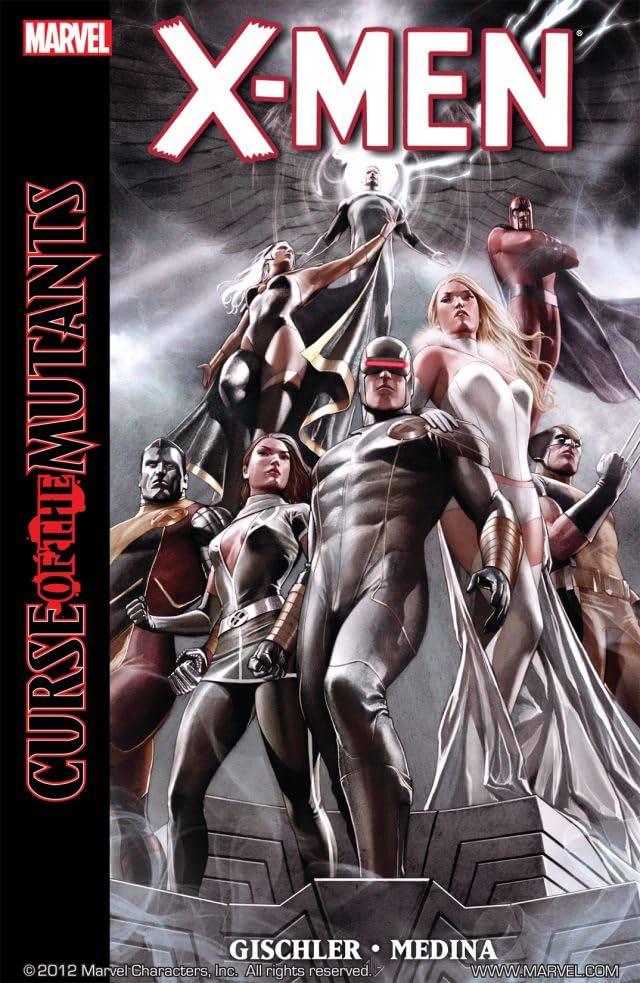 X-Men: Curse of the Mutants