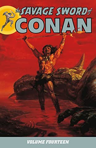 The Savage Sword of Conan Vol. 14