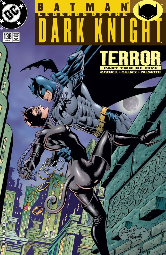 Batman: Legends of the Dark Knight #138