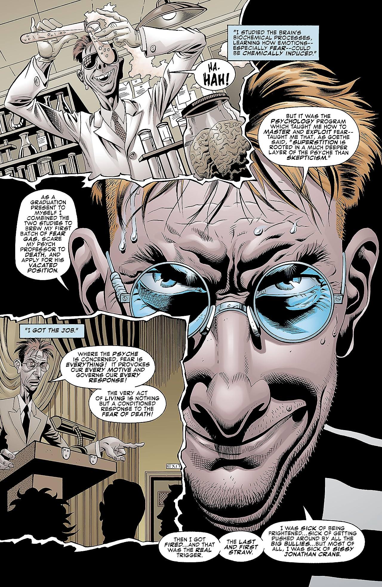 Batman: Legends of the Dark Knight #138