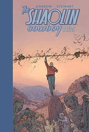 The Shaolin Cowboy: Shemp Buffet