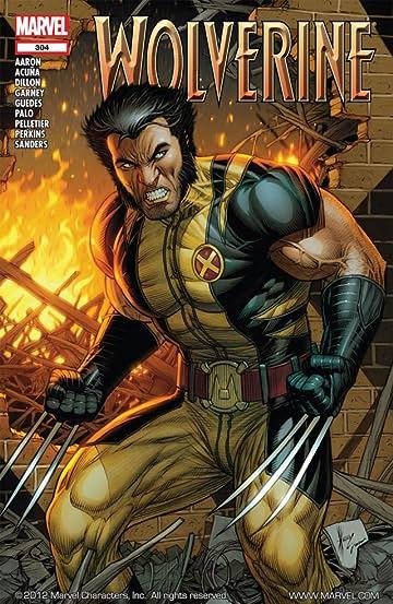 Wolverine (2010-2012) #304