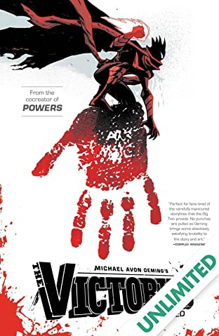 The Victories Vol. 1: Touched