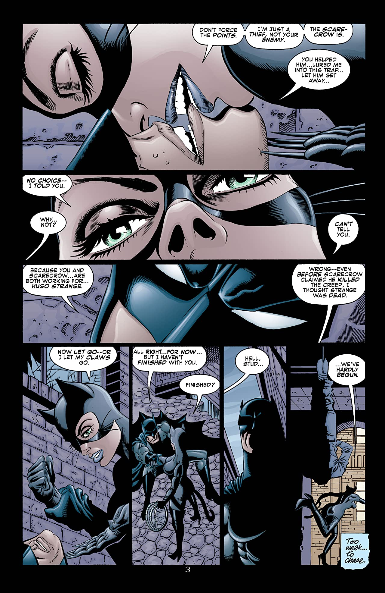 Batman: Legends of the Dark Knight #140