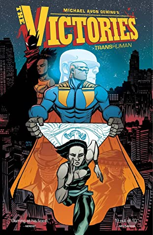 The Victories Vol. 2: Transhuman