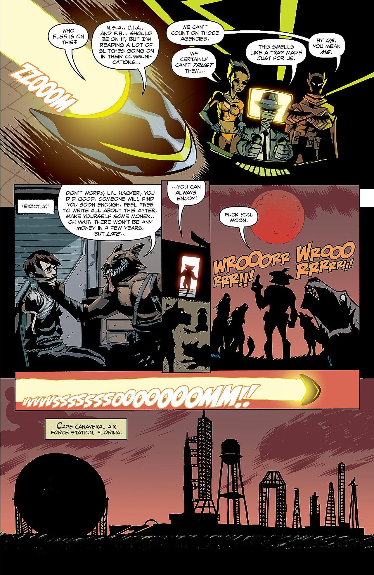 The Victories Vol. 2: Transhuman