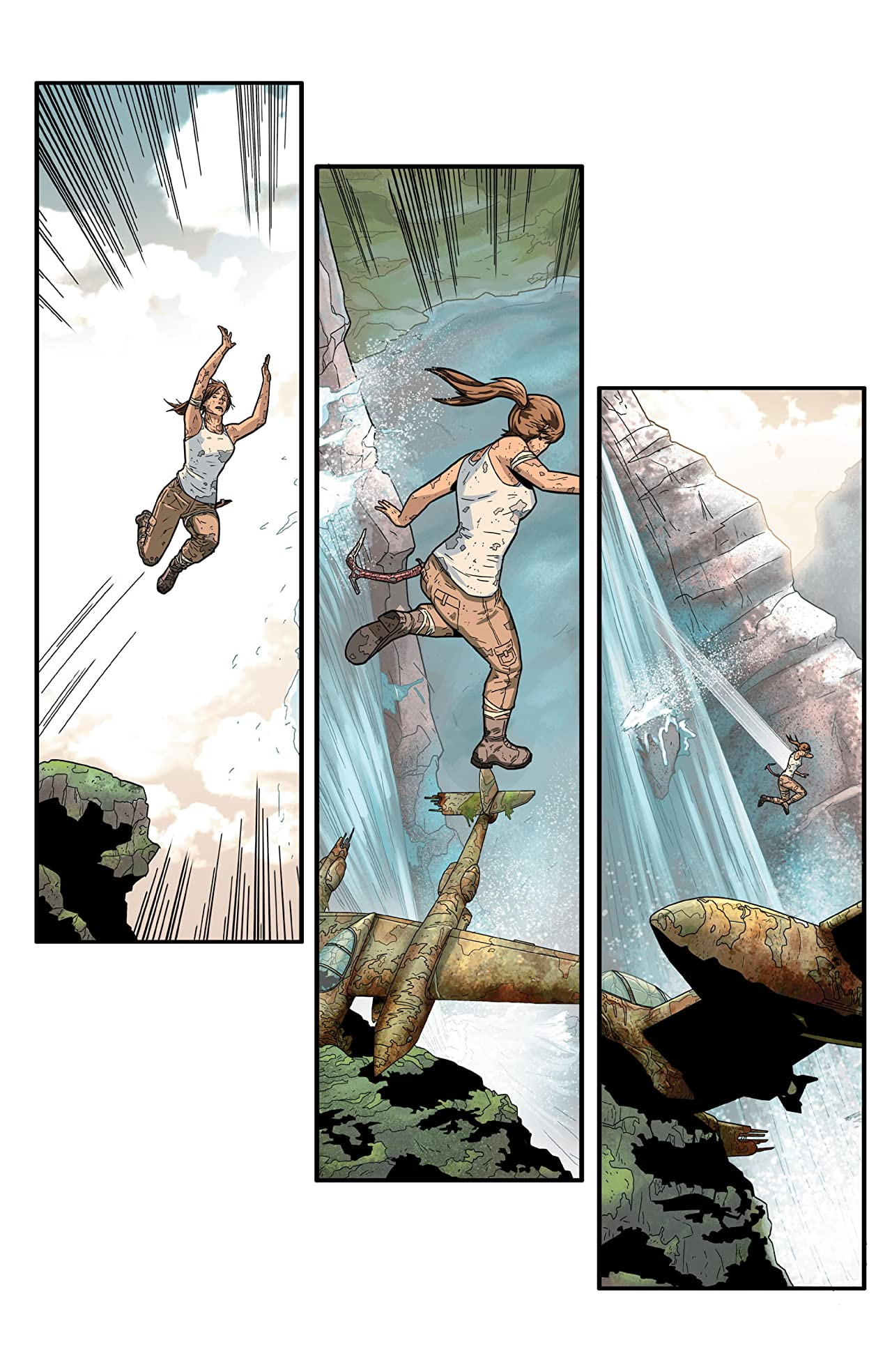 Tomb Raider Tome 1: Season of the Witch