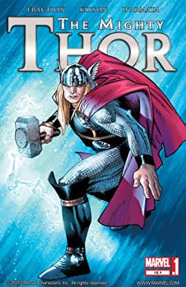 The Mighty Thor (2011-2012) #12.1
