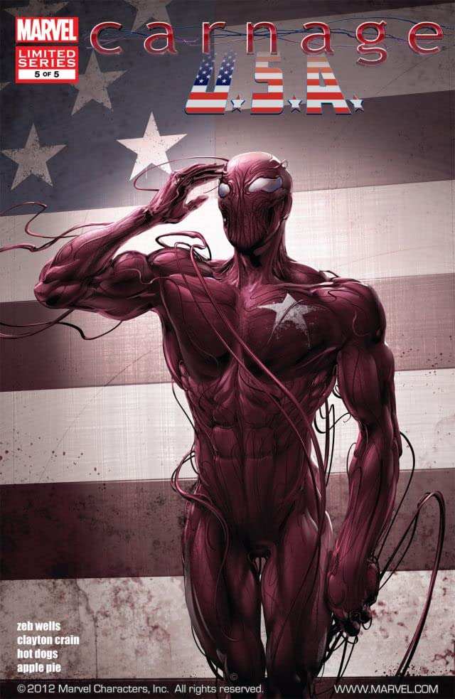 Carnage USA #5 (of 5)