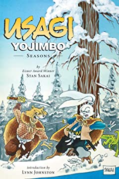 Usagi Yojimbo Vol. 11: Seasons