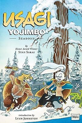 Usagi Yojimbo Vol. 11: Seasons
