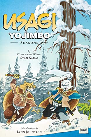Usagi Yojimbo Tome 11: Seasons