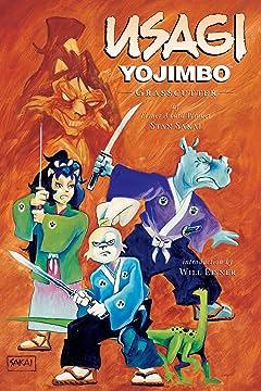 Usagi Yojimbo Vol. 12: Grasscutter