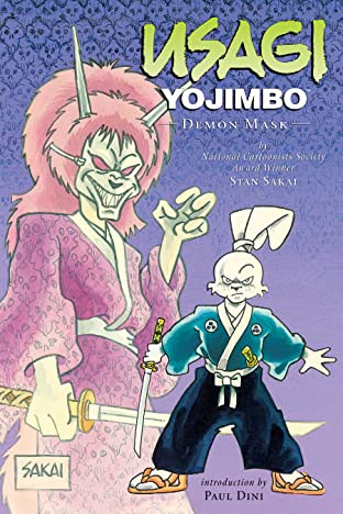 Usagi Yojimbo Tome 14: Demon Mask