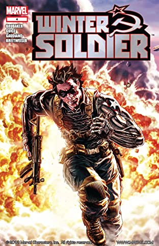 Winter Soldier No.4