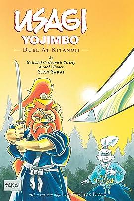 Usagi Yojimbo Vol. 17: Duel at Kitanoji