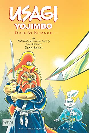 Usagi Yojimbo Tome 17: Duel at Kitanoji